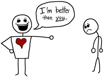 Menemukan Orang yang Lebih Baik dari Diri Sendiri